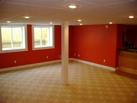 basement color ideas finished basement paint color ideas