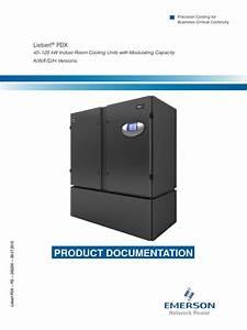Liebert Pdx Technical Manual Eng
