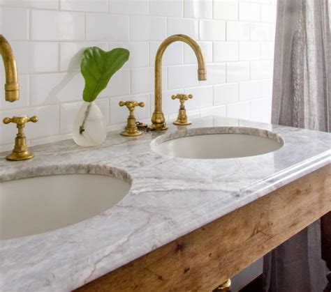 Unlacquered Brass Gooseneck Faucet by Unlacquered Brass Gooseneck Faucet Sink Fixtures From