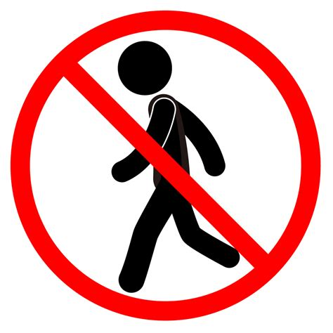立入り禁止|フリーイラスト|注意|警告|禁止|無料素材