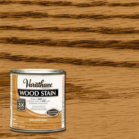 oak wood home depot varathane 8 oz golden oak wood interior stain 266199 the home depot