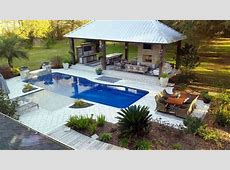 25 Exotic Pool Cabana Ideas Design & Decor Pictures