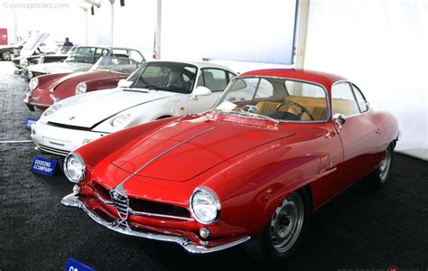 Auction Results And Sales Data For 1960 Alfa Romeo