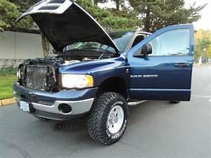 2004 Dodge Ram 2500 Slt   4x4    5 9l Diesel   6
