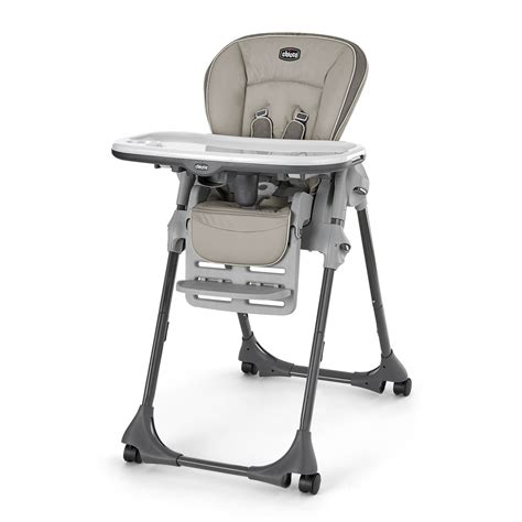Chicco Polly Double Phase High Chair  Bubs N Grubs