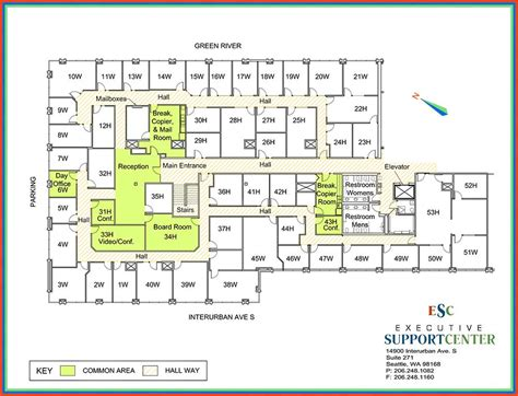 ceo office floor plan executive office suites furnished or unfurnished Ceo Office Floor Plan