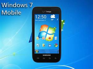 Features of Windows Mobile 7 - ProMazi