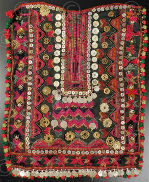 pakistan tribal embroidery koc kohistan tribal area