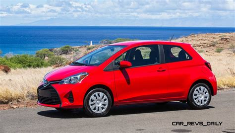 2015 Toyota Yaris Review by Road Test Review 2015 Toyota Yaris Se 5 Door Is A