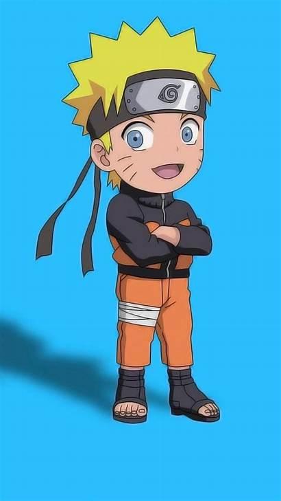 Naruto Chibi Shippuden Uzumaki Wallpapers Background Iphone