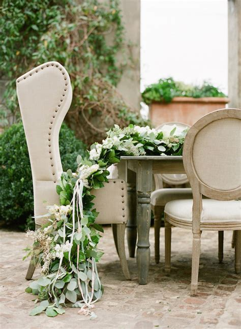 wedding trends table garlands belle the magazine