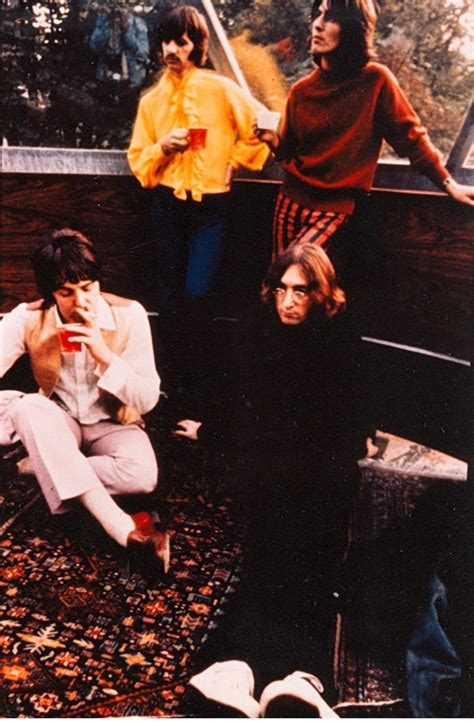 rare  interesting pictures   beatles   mad