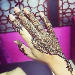 Beautiful Arabic Mehndi Designs 2016 New Style