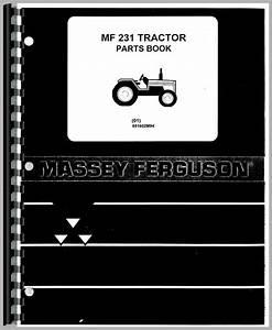 Massey Ferguson 231 Parts Diagram