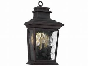 minka lavery vista montaire oil rubbed bronze three light With vista outdoor lighting for sale
