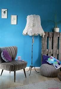 Lampenschirm Basteln Einfach : lampenschirm aus h keldeckchen handmade kultur ~ Markanthonyermac.com Haus und Dekorationen