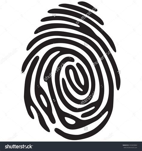Fingerprint Clipart Thumbprint Clipart Clipground