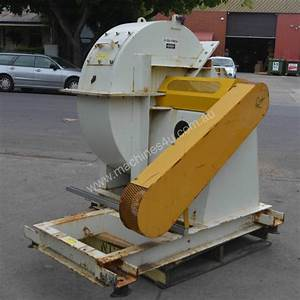 Used Ipsco Large material handling dust extraction ...