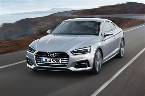New Audi A5 And S5 Revealed More Space, Tech And Power By