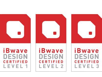 certification courses ibwave