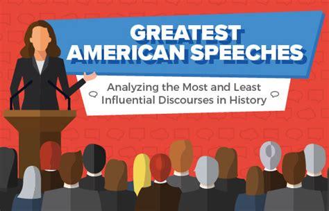 greatest american speeches analyzing   influence
