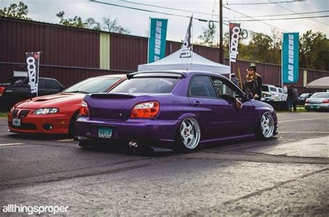 purple subaru wagon purple sti sick whips pinterest more subaru nissan