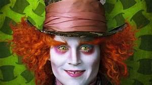 Hutmacher Alice Im Wunderland : johnny depp spielt im film alice im wunderland als verr ckter hutmacher stars ~ Watch28wear.com Haus und Dekorationen