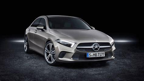 Per completare una collezione modellino in miniatura mercedes classe a o per fare un regalo è così. 2019 Mercedes-Benz A-Class Sedan (V177) is Far More Elegant Than Hatchback - autoevolution