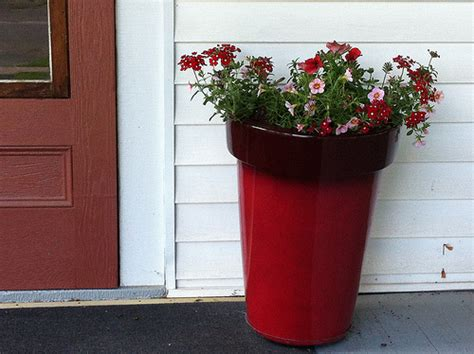 better homes and gardens planters filler ideas for large planters frugal upstate