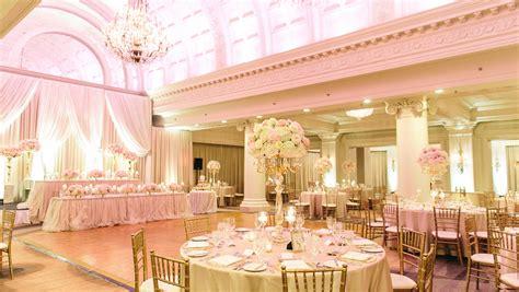 toronto wedding venues  omni king edward hotel