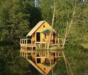 Plan De Cabane En Bois : plan cabane en bois plans de construction a telecharger ~ Melissatoandfro.com Idées de Décoration