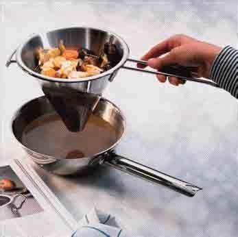 chinois outil cuisine rösle chinois ø 14 0 cm 23214 23214 achetez au