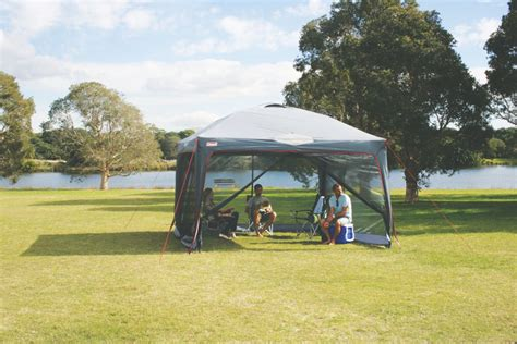 bunnings tent pole coleman gazebo straight wall