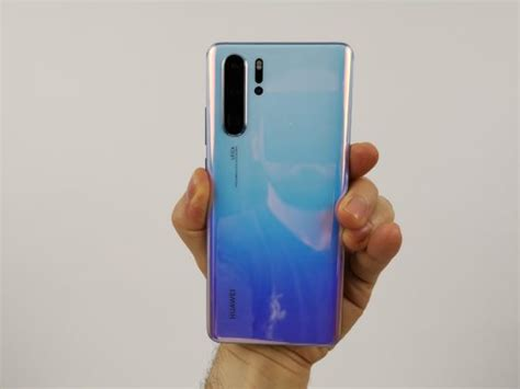 huawei p pro unboxing breathing crystal   treat