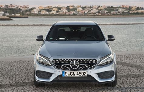 2016 Mercedes Benz C450 Amg 4matic Front End 02 Photo 2