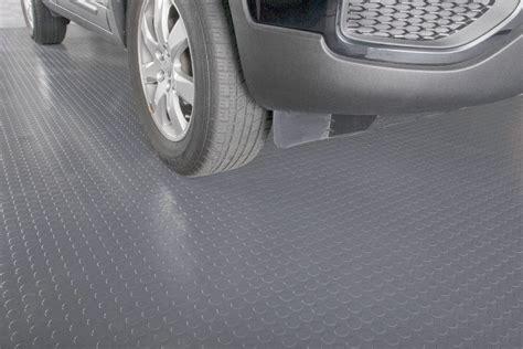 floor coin pattern garage floor mat garage floor