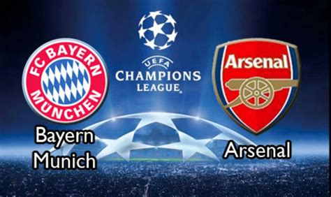 Arsenal 1-5 Bayern Munich live stream online as it happened: Arsenal lose 10-2 on aggregate to exit Champions League as pressure mounts on Arsene...