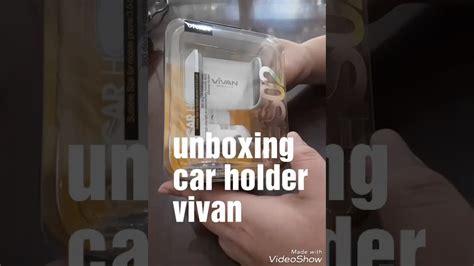 Vivan Chs02 Car Holder Putih car holder vivan chs02 sangat kuat dan enak digunakan