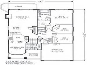 open floor plans with basement craftsman open floor plans craftsman bungalow floor plans narrow bungalow basement floor plans