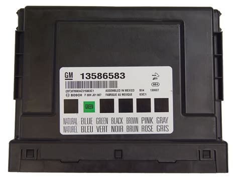 Chevy Buick Cadillac Bcm Body Control Module