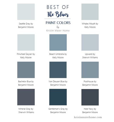 paint colors archives kristin maier home