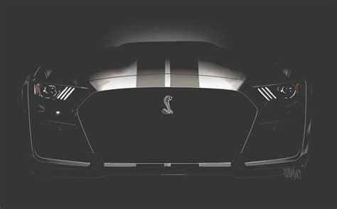 land rover matchbox the 2020 ford mustang shelby gt500 shows off its angry face