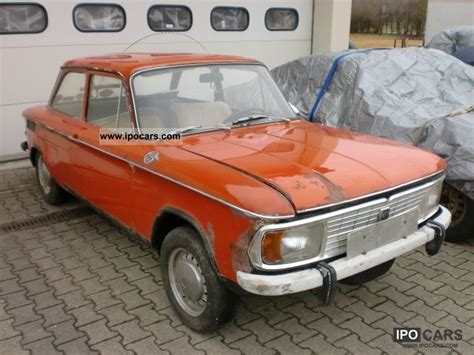 1969 nsu prince 1200 type 77 built in 1969 car photo and specs