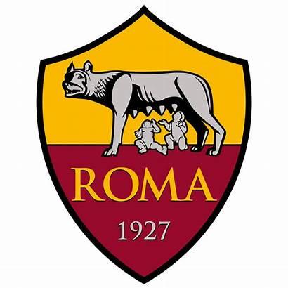 Football Logos Italian Serie Roma Ac Milan