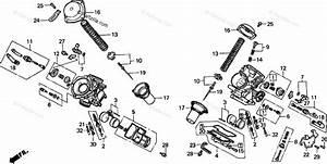 31 Honda Shadow 750 Carburetor Diagram