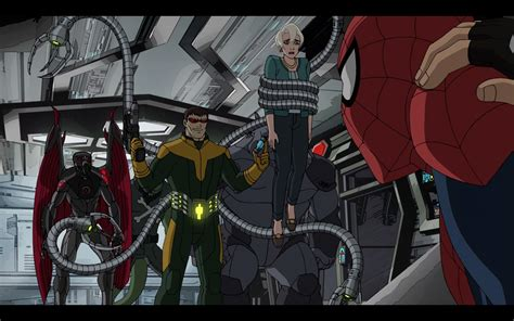 Marvels Ultimate Spider Man Vs The Sinister 6