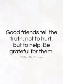 Not a Good Friend Quotes
