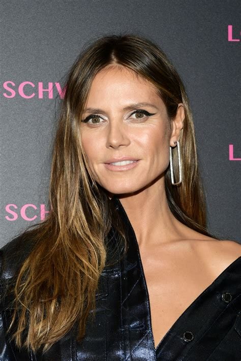 Heidi Klum Lorraine Schwartz Eye Bangles Collection Launch