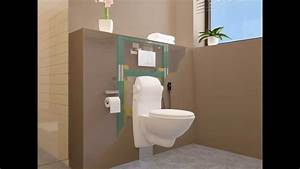 Bis Vario U00ae Height Adjustable Toilet And Wash Basin