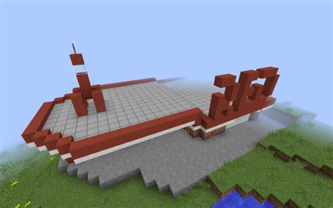 minecraft truck stop red rocket truck stop from fallout 4 minecraft project